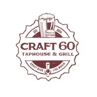 Craft 60 Taphouse & Grill logo