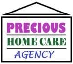 Precious Home Care Agency logo
