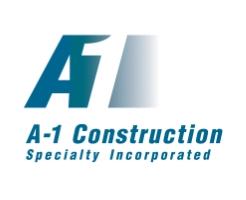 A-1 Construction Specialty, Inc. logo