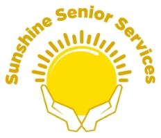 Company Logo Sunshine Senior Services