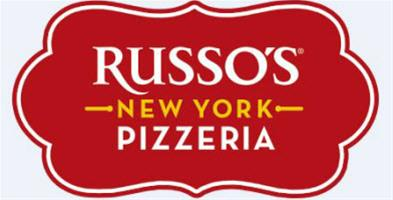 Russo's Coal fire Italian kitchen Rim logo
