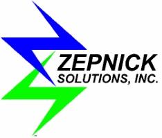 Company Logo Zepnick Solutions, Inc.