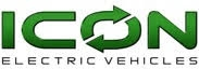 Company Logo ICON Electric Vehicles