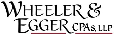 WHEELER & EGGER CPAS LLP logo
