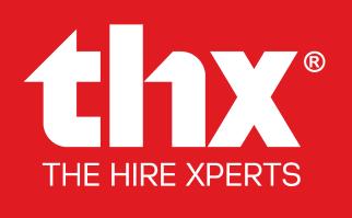 Company Logo THX