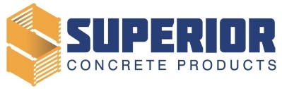 Superior Concrete Products logo