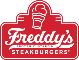 Freddy's Frozen Custard and Steakburgers logo