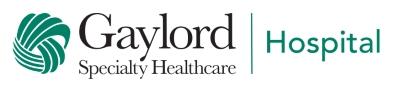 Gaylord Specialty Healthcare logo