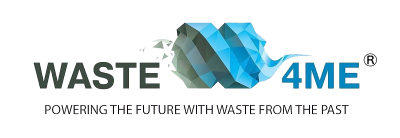 Company Logo Waste4ME BV