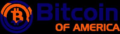 Company Logo Bitcoin of America