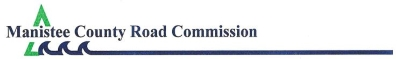 Manistee County Road Commission logo