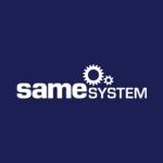 Company Logo SameSystem A/S