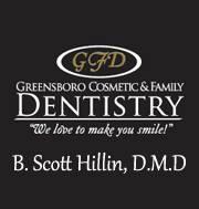 Greensboro Cosmetic and Family Dentisry logo