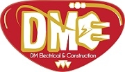 Company Logo DM Electrical and Construction LLC