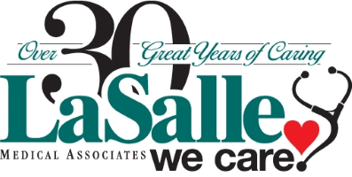 Company Logo LaSalle Medical Associates