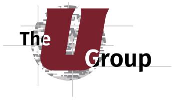The U Group Employment Agency logo
