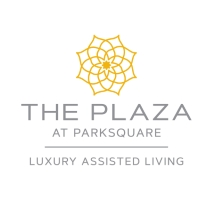 The Plaza at ParkSquare logo