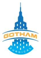 Gotham Surgical logo