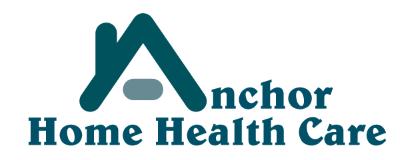 Anchor Home Health Care logo