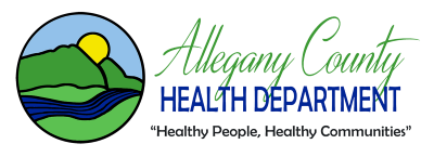 Company Logo Allegany County Health Department