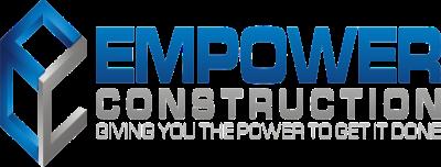 Empower Construction logo