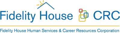 Fidelity House CRC logo