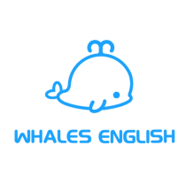 Company Logo Whales English