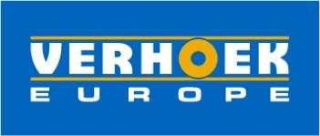 Company Logo Verhoek Europe