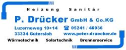 Peter Drücker GmbH & Co. KG
