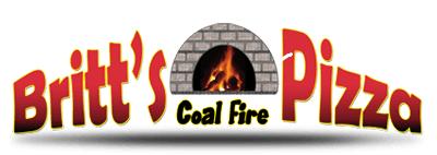 BRITT'S PIZZA logo