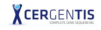 Company Logo Cergentis bv
