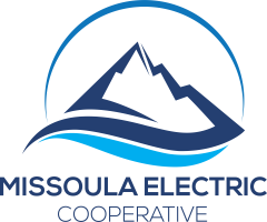 Missoula Electric Coop logo
