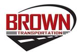 Brown Transportation logo