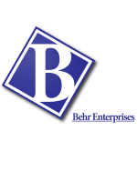 Behr Enterprises LLc logo