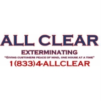 All Clear Exterminating logo