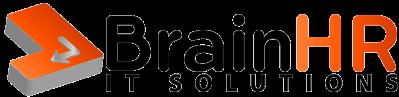 BrainHR IT Solutions logo