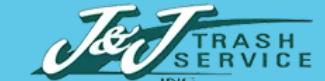 J&J Inc Trash Service logo