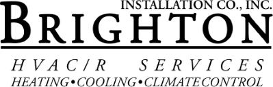 Brighton Installation logo