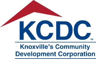 Knoxville's Community Development Corporation (KCDC) logo