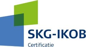 Company Logo SKG-IKOB Certificatie BV