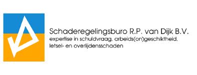 Company Logo Schaderegelingsburo R.P. van Dijk.BV