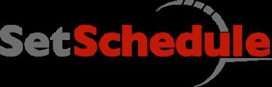 Company Logo SetSchedule