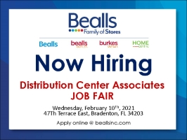 Bealls Logistics Support Group logo
