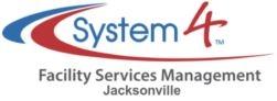 System4 of Jacksonville logo