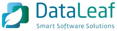 Company Logo DataLeaf B.V.