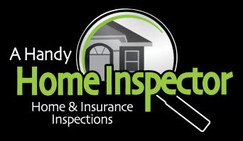 A Handy Home Inspector logo