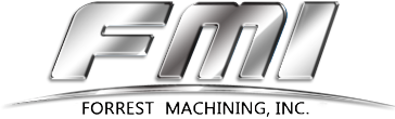 Forrest Machining0 logo