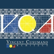 Vincent Cusumano Architect logo