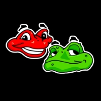 Redfrog & McToad's logo