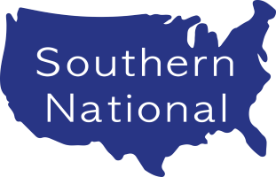 Southern National Roofing logo